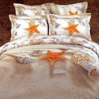 Комплект постельного белья Tango TS-037 хлопковый сатин