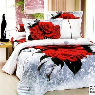 Комплект постельного белья Tango TS-370 хлопковый сатин