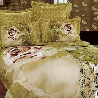 Комплект постельного белья Tango TS-778/1 хлопковый сатин
