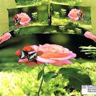 Комплект постельного белья Tango TS-05A хлопковый сатин