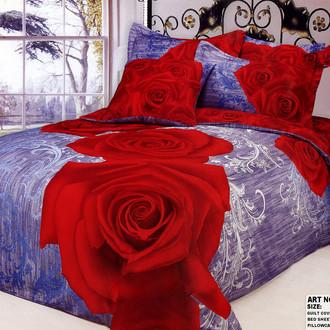 Комплект постельного белья Tango TS-959/1 хлопковый сатин