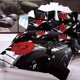 Комплект постельного белья Tango TS-022 хлопковый сатин