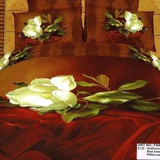 Комплект постельного белья Tango TS-11A хлопковый сатин