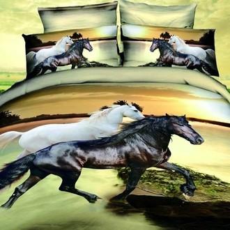 Комплект постельного белья Tango TS-865 хлопковый сатин
