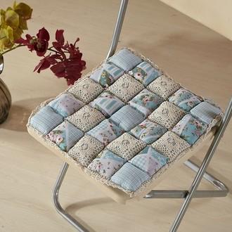 Подушка-сидушка для стула Tango 18006-01 хлопковая бязь