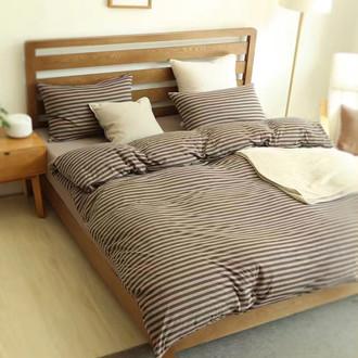 Комплект постельного белья Cristelle TR-14 хлопковый трикотаж