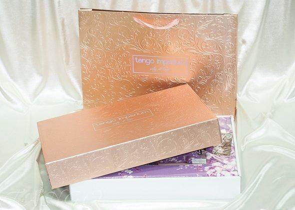 Постельное белье Tango TIS-48 хлопковый мако-сатин евро, фото, фотография