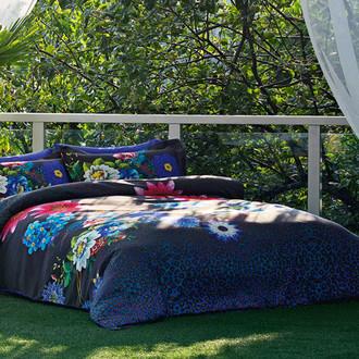 Комплект постельного белья Tivolyo Home LEOPARD CHIQUE хлопковый люкс-сатин