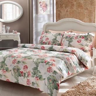 Комплект постельного белья Tivolyo Home DELUX ESTA хлопковый люкс-сатин