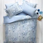 Постельное белье Tivolyo Home MIRAGE хлопковый люкс-сатин евро, фото, фотография