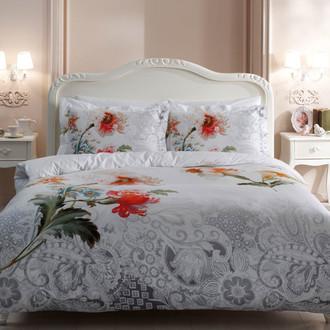 Комплект постельного белья Tivolyo Home NERO хлопковый люкс-сатин