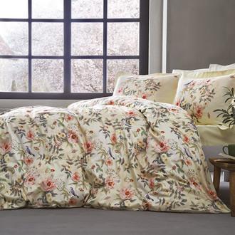 Комплект постельного белья Tivolyo Home LOTUS хлопковый люкс-сатин