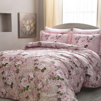 Комплект постельного белья Tivolyo Home MONA LISA хлопковый люкс-сатин