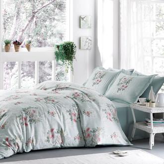 Комплект постельного белья Tivolyo Home ROSE HILL хлопковый люкс-сатин