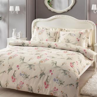 Комплект постельного белья Tivolyo Home ELENORE хлопковый люкс-сатин