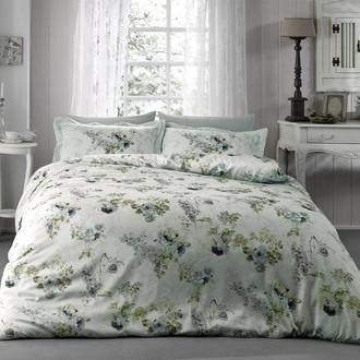 Комплект постельного белья Tivolyo Home CALISSA хлопковый люкс-сатин