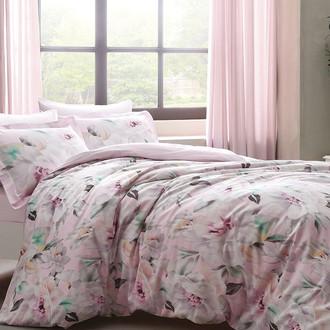 Комплект постельного белья Tivolyo Home FULMINE хлопковый люкс-сатин