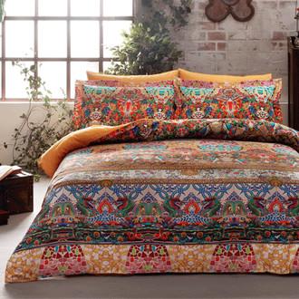 Комплект постельного белья Tivolyo Home DELUX FINE CHINA хлопковый люкс-сатин