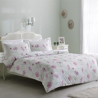 Комплект постельного белья Tivolyo Home FRESH хлопковый люкс-сатин