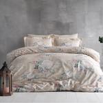 Постельное белье Tivolyo Home SANTA хлопковый люкс-сатин евро, фото, фотография