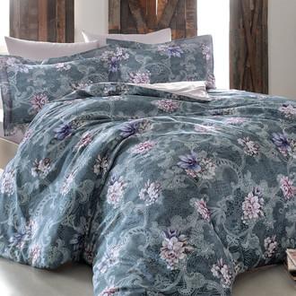 Комплект постельного белья Tivolyo Home DELUX MARGRET хлопковый люкс-сатин