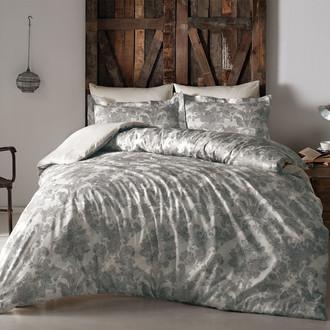 Комплект постельного белья Tivolyo Home DELUX JAVIER хлопковый люкс-сатин