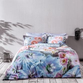 Комплект постельного белья Tivolyo Home ROSALO хлопковый люкс-сатин