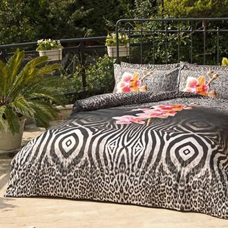 Комплект постельного белья Tivolyo Home BRILLIANT хлопковый люкс-сатин