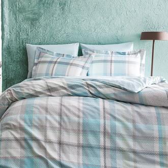 Комплект постельного белья Tivolyo Home SCOTCH хлопковый люкс-сатин