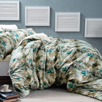 Комплект постельного белья Tivolyo Home TEMPO хлопковый люкс-сатин