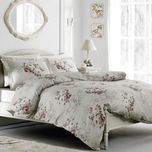 Постельное белье Tivolyo Home ROSE CLASSIC хлопковый люкс-сатин 1,5 спальный