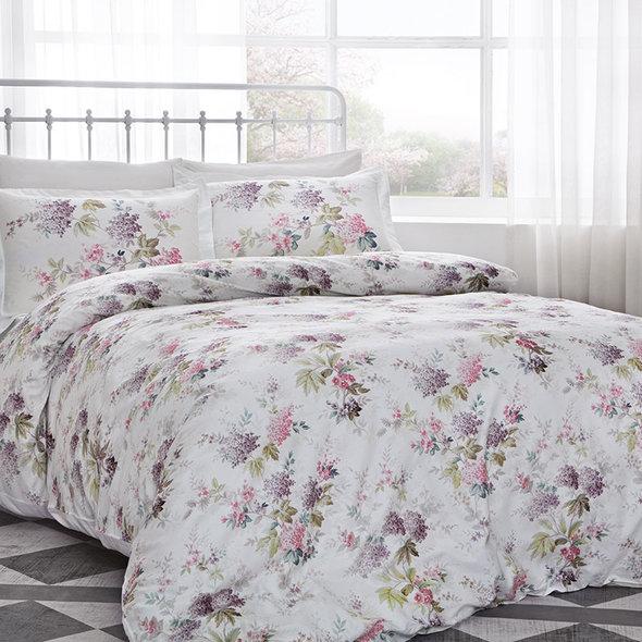 Постельное белье Tivolyo Home VERSAILLES хлопковый люкс-сатин 1,5 спальный, фото, фотография