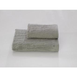 Полотенце для ванной Soft Cotton SORTIE хлопковая махра (серый)