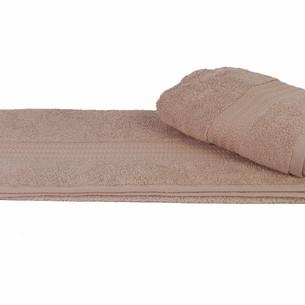 Полотенце для ванной Hobby Home Collection RAINBOW хлопковая махра бежевый 30х50