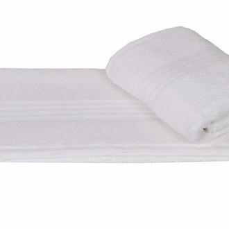 Полотенце для ванной Hobby Home Collection RAINBOW хлопковая махра (белый)