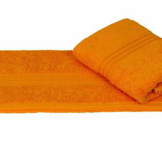 Полотенце для ванной Hobby Home Collection RAINBOW хлопковая махра горчичный