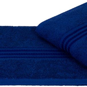 Полотенце для ванной Hobby Home Collection RAINBOW хлопковая махра рояль 70х140