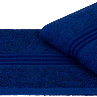 Полотенце для ванной Hobby Home Collection RAINBOW хлопковая махра (синий)