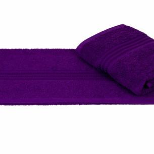 Полотенце для ванной Hobby Home Collection RAINBOW хлопковая махра фиолетовый 50х90