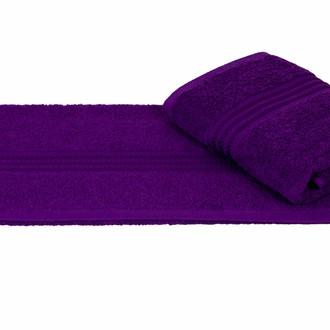 Полотенце для ванной Hobby Home Collection RAINBOW хлопковая махра (фиолетовый)