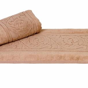 Полотенце для ванной Hobby Home Collection SULTAN хлопковая махра бежевый 100х150
