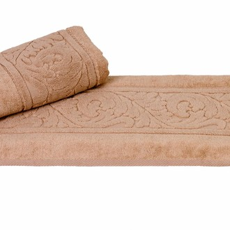 Полотенце для ванной Hobby Home Collection SULTAN хлопковая махра бежевый