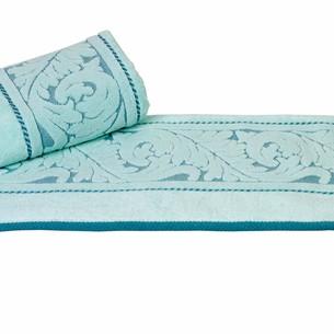 Полотенце для ванной Hobby Home Collection SULTAN хлопковая махра минт 100х150