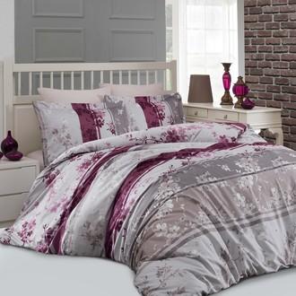 Комплект постельного белья Altinbasak CATELIN хлопковый сатин (розовый)