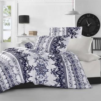 Комплект постельного белья Altinbasak NAVI хлопковый сатин (голубой)