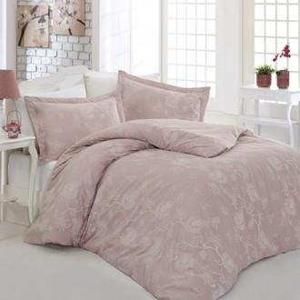 Комплект постельного белья Altinbasak SEHRAZAT хлопковый сатин (бежевый)
