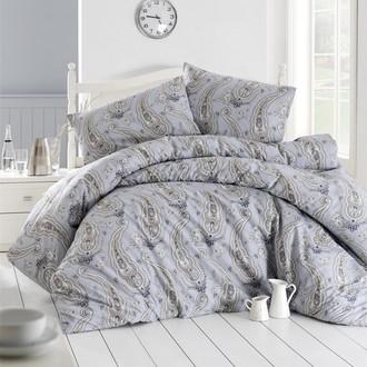 Комплект постельного белья Altinbasak FELLICE хлопковый ранфорс (голубой)