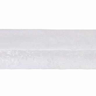 Полотенце для ванной Hobby Home Collection DORA хлопковая махра (белый)