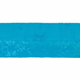 Полотенце для ванной Hobby Home Collection DORA хлопковая махра бирюзовый
