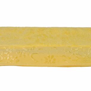 Полотенце для ванной Hobby Home Collection DORA хлопковая махра жёлтый 100х150